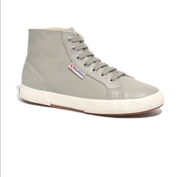 Superga Shoes | Madewell High Top